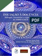 Iniciação a Docencia - Diálogos Memórias e Experiências