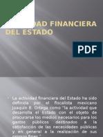 2. Actividad Financiera Del Estado