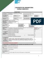Planificacion y Organizacion de Sistemas Informáticos