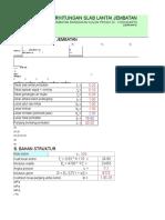 Perhitungan Girder Bms Code