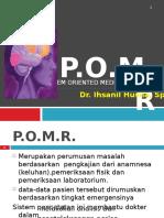 POMR-dr. Ihsanil Husna, Sp.pd