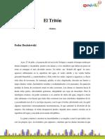 Dostoievski - El Tritón (Sátira, 1878)