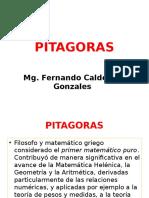 PITAGORAS,HERACLITO,DEMOCRITO