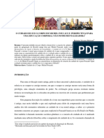 O CUIDADO DE SI E O CORPO EM MICHEL FOUCAULT - PERSPECTIVAS PARA UMA EDUCAÇÃO CORPORAL NÃO INSTRUMENTALIZADORA.pdf
