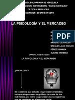 MERCADEO PSICOLOGIA