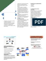 Subsistemas o Fases de La Logística