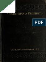 More Than Prophet 00 Pen i