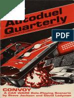 Autoduel Quarterly 1-1