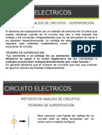 Clase 06 Circuitos Electricos Teoremas