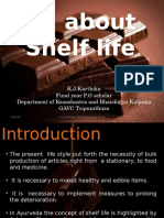 All About Shelflife