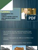 Micro Alexander Fleming
