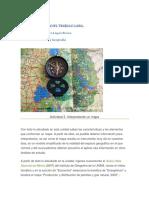 Actividad 3. Interpretando Un Mapa
