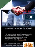 planificacionestrategia-121003202745-phpapp01