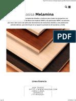 Masisa » Categoría Producto Masisa Melamina.pdf