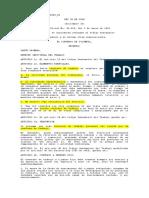 Ley 50 Del 28 de Diciembre de 1990
