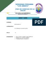 Adn y Arn-bioquimica II