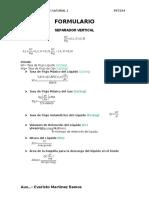 Formulario Sep Vertical