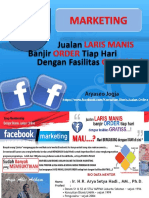 Tips & Trick Banjir Order Jualan Di Facebook - Free eBook