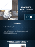 Florence Nightingale Content Outline