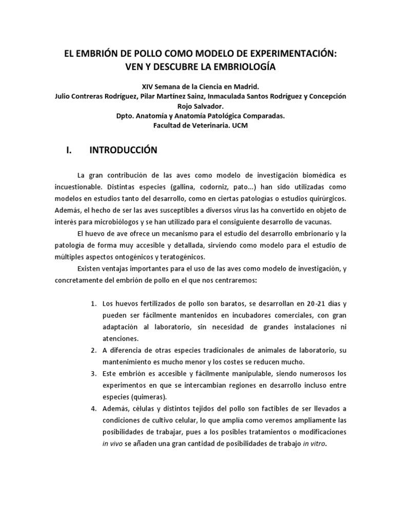 Hermosa Ala De Pollo Laboratorio De Anatomía Respuestas Galería ...