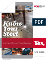 Metalcentre Know Your Steel Mass Book Pipe 2014