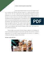 Mika de Chavez Concept Paper