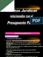 (3) NORMAS JURIDICAS