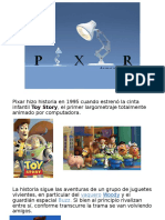 Show and Tell Pixar