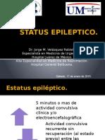 Status Epileptico Curso Neuro