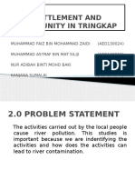 Settlement and Community in Tringkap New