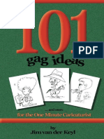 101 Gag Ideas_ Companion to the - James Van Der Keyl