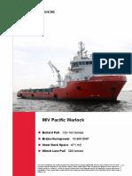 MV Pacific Warlock