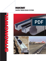 Precast Trench Drain System