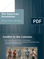 the american revolution part one