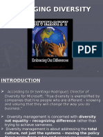 52400937 Managing Diversity Final New Ppt
