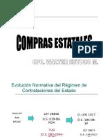 Compras Estatales 2015