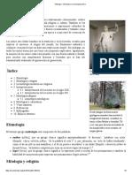 Mitología - Wikipedia, La Enciclopedia Libre