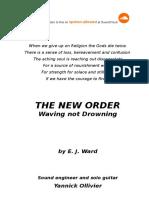 The New Order Recording Script