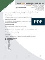 Active Infra Understanding - Design Document