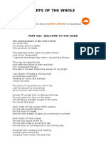 Part Six Welcome to the Dark for Scribd