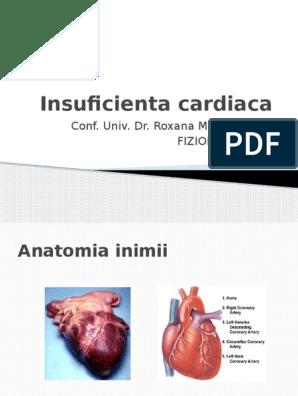 Varice și insuficiență cardiacă