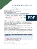 Define Steps in SAP - AC