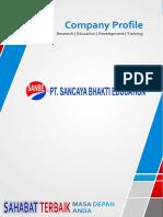Company Profile Sanbe