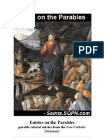Entries on the Parables