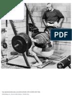Bodybuilding - Weightlifting Training Database Book