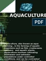 1b What is Aquaculture