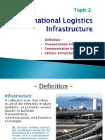 Topic2 - Logistics