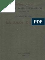 Carlos Reyles, La Raza de Caín, ed. 1965