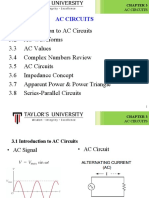 Lecture 03 AC Circuits