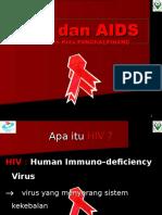 Materi 4 - Hiv Aids